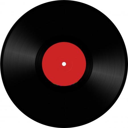 MUSIC vinyl disc image